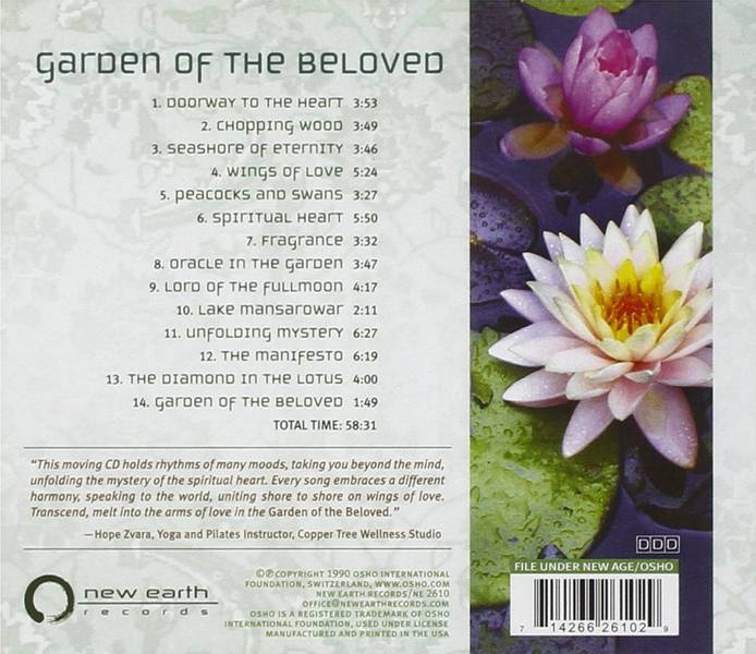 Osho - Garden of the Beloved