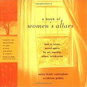 Bilde av A Book of Women's Altars -
