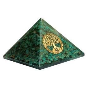 Bilde av Orgonitt pyramide Livets Tre