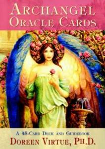 Bilde av Archangel Oracle Cards -