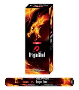 Bilde av Dragon Blood røkelse hexagon