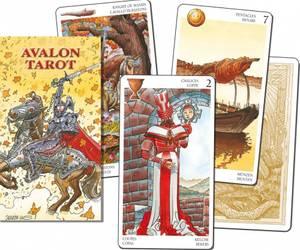 Bilde av Avalon Tarot - Collectors