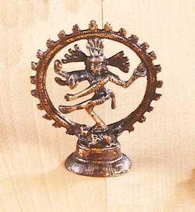 Bilde av Shiva 10,5cm Brass