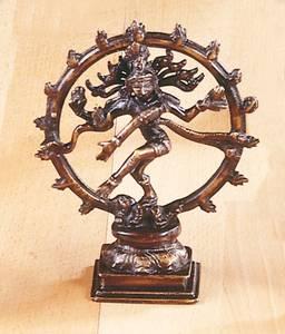 Bilde av Shiva 16,5 cm Brass