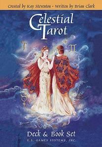 Bilde av Celestial Tarot Deck & Book