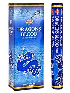 Bilde av HEM Røkelse Dragons Blood