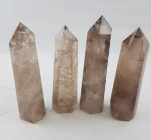 Bilde av Røkkvarts slepet krystall