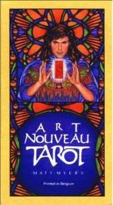 Bilde av Art Nouveau Tarot NEW
