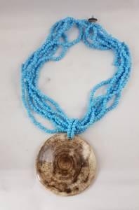 Bilde av Bali skjell smykke med