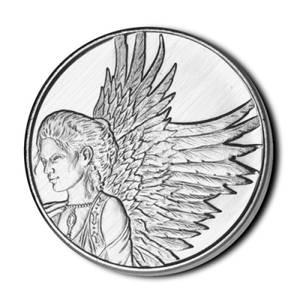Bilde av Englemynt Refleksjon - Coin