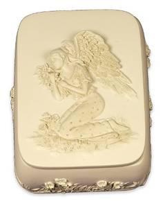 Bilde av Angel Boxes Angel holding