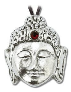 Bilde av Buddha anheng i tinn - Buddha