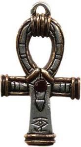Bilde av Ankh liten Jewels of Atum Ra