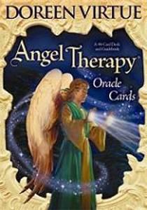 Bilde av Angel Therapy Oracle Cards -
