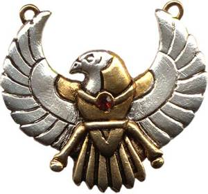 Bilde av Horus anheng Jewels of Atum