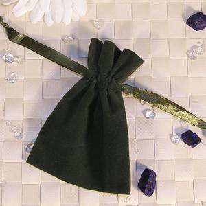 Bilde av Krystallpose fløyel