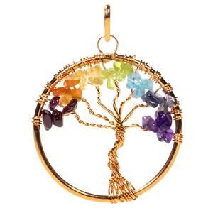 Bilde av Anheng Tree of Life Pendant