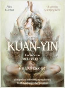Bilde av Kuan-Yin Orakelkort - Alana