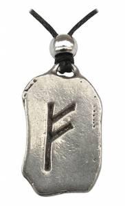 Bilde av Runesmykke - Fe - Runestones