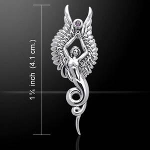 Bilde av Angel of the Phoenix Pendant