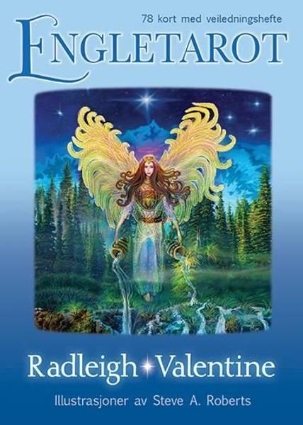 Engletarot - Radleigh Valentine (tidligere Doreen Virtue)