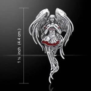 Bilde av Angel Love Pendant (Sterling