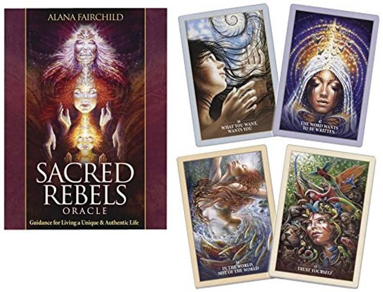 Lysets rebeller orakelkort - Alana Fairchild