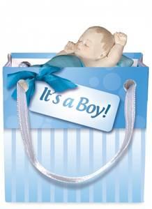 Bilde av Baby gutt gave - Newborn baby