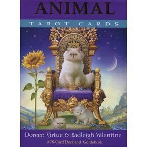 Bilde av Animal Tarot Deck - Doreen