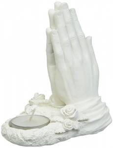 Bilde av Englefigur Hvite hender