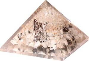 Bilde av Orgonitt pyramide Engel &