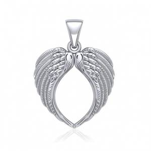 Bilde av Anheng - Angel Wing Pendant