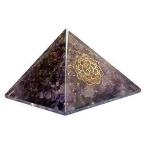 Bilde av Orgonitt pyramide Krone
