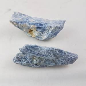 Bilde av kyanitt - blå - rå