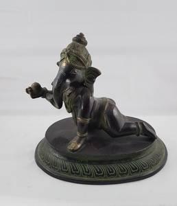 Bilde av Ganesha messing - Ganesh