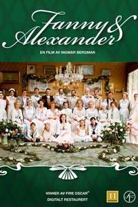 Bilde av Fanny og Alexander DVD