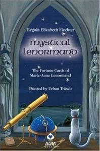 Bilde av Mystical Lenormand Book