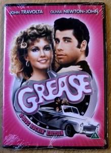 Bilde av Grease DVD