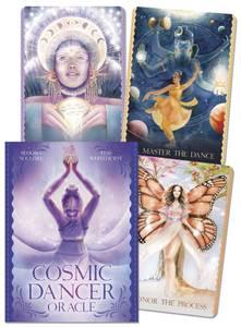 Bilde av Cosmic Dancer Oracle - Sedona