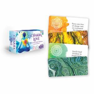 Bilde av Chakra Love Mini Cards -