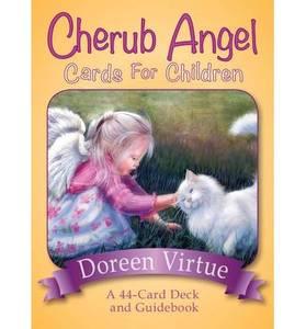 Bilde av Cherub Angel Cards for
