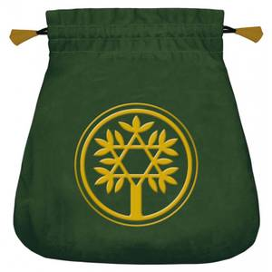 Bilde av Tarotkort pose fløyel Celtic