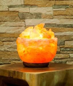 Bilde av Himalaya Saltkrystall Lampe -