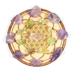 Bilde av Krystall Sett Healing -