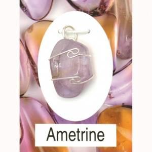 Bilde av Ametrine: Unifying self-will