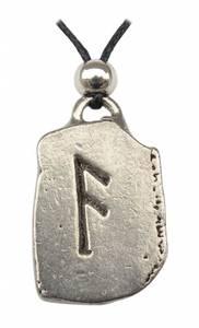 Bilde av Runesmykke - As - Runestones