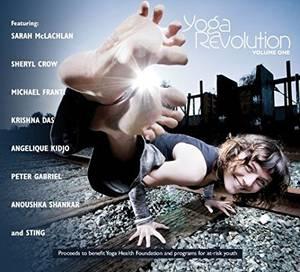 Bilde av Yoga Revolution - Various