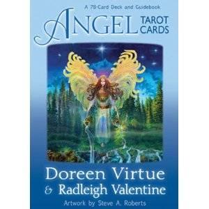 Bilde av Angel Tarot Cards - Doreen