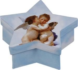 Bilde av Engle gaveeske stjerne papp