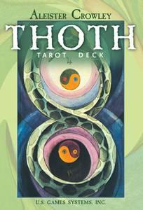 Bilde av Crowley Thoth Tarot Deck